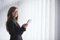 Mujer de negocios - 2 Foto de archivo libre de regalías