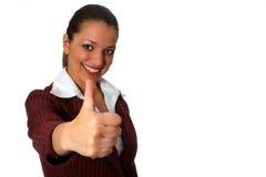 Mujer de negocios 6 Imagen de archivo libre de regalías