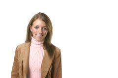Mujer de negocios imagen de archivo libre de regalías
