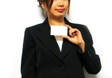 Mujer de negocios fotos de archivo libres de regalías