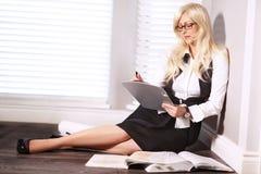Mujer de negocios - 2 Imagen de archivo