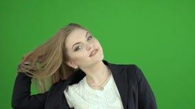 Mujer de negocios - 2 almacen de video