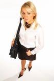 Mujer de negocios 9 Fotos de archivo libres de regalías