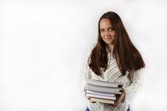 Mujer de negocios acertada imagen de archivo libre de regalías