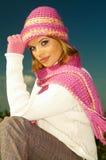 Mujer de negocios al aire libre foto de archivo libre de regalías
