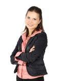 Mujer de negocios atractiva fotos de archivo libres de regalías