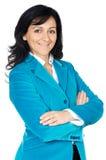 Mujer de negocios atractiva y elegante Fotografía de archivo libre de regalías