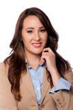 Mujer de negocios corporativos Fotos de archivo libres de regalías
