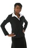 Mujer de negocios hermosa imagenes de archivo