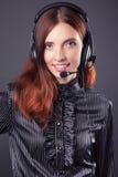 Mujer de negocios hermosa Foto de archivo