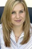 Mujer de negocios joven Imágenes de archivo libres de regalías