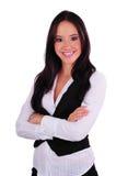Mujer de negocios joven Imagen de archivo