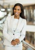 Mujer de negocios joven foto de archivo