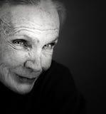 Mujer de Peacefull Fotografía de archivo