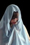 Mujer de rogación Imágenes de archivo libres de regalías
