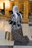Mujer de rogación Foto de archivo libre de regalías
