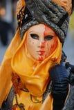 Mujer de Venecia Imagen de archivo