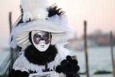 Mujer de Venecia Imagen de archivo libre de regalías