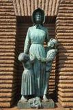 Mujer de Voortrekker Imagen de archivo libre de regalías