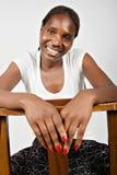 Mujer del afroamericano fotos de archivo libres de regalías
