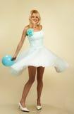 Mujer del baile. Foto de archivo libre de regalías