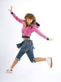 Mujer del baile Foto de archivo libre de regalías