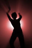 Mujer del baile Fotos de archivo libres de regalías