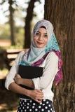 Mujer del Islam fotos de archivo