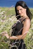 Mujer del verano Foto de archivo