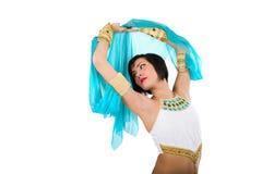 Mujer egipcia Imagen de archivo libre de regalías