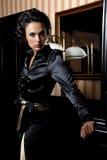 Mujer elegante Foto de archivo libre de regalías
