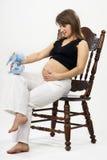 Mujer embarazada Foto de archivo