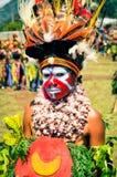 Mujer en colores Fotos de archivo libres de regalías