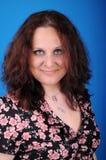 Mujer en el estudio fotos de archivo libres de regalías
