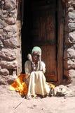 Mujer etíope Imagenes de archivo