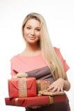 Mujer de regalo