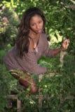 Mujer hermosa Fotos de archivo libres de regalías