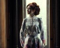 Mujer hermosa Foto de archivo libre de regalías