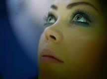 Mujer hermosa Fotografía de archivo libre de regalías