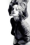 Mujer hermosa atractiva Fotografía de archivo libre de regalías