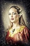 Mujer hermosa atractiva Imagenes de archivo