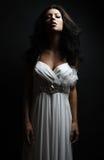 Mujer hermosa. Foto del arte de la manera. Imagen de archivo libre de regalías