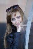 Mujer hermosa joven Foto de archivo