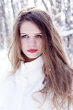 Mujer hermosa joven Foto de archivo libre de regalías