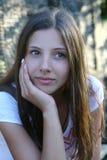 Mujer hermosa joven Imagen de archivo libre de regalías