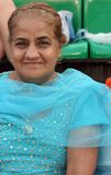 Mujer india Foto de archivo libre de regalías