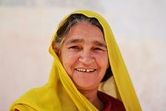 Mujer india Fotos de archivo libres de regalías