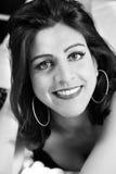Mujer india joven Imagen de archivo libre de regalías