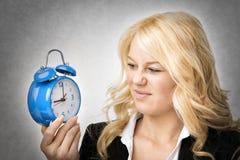 Mujer infeliz Imágenes de archivo libres de regalías
