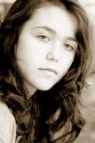 Mujer joven Imagen de archivo libre de regalías